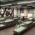 Sales Area at Apothca Lynn Dispensary - Credit: Apothca