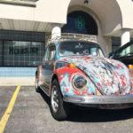 Colorful Car Outside of Herbology's Philadelphia Dispensary - Credit: Herbology