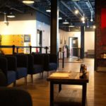 Lounge at Mission Georgetown Dispensary - Credit: Mission