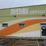 Entrance at Mission South Chicago Dispensary - Credit: Mission