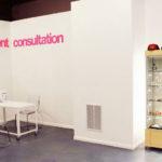 Patient Consultation Area at MOCA Chicago Logan Square Dispensary - Credit: MOCA