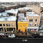 Aerial View of Sunnyside's Chicago Lakeview Dispensary - Credit: Sunnyside