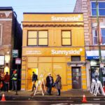 Exterior of Sunnyside's Chicago Lakeview Dispensary - Credit: Antonio Perez, Chicago Tribune