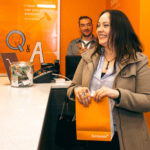 First Adult-Use Transaction at Sunnyside's Chicago Lakeview Dispensary - Credit: Business Wire