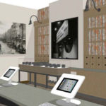 Artist Rendition of Digital Menus at Western Front's Cambridge Dispensary - Credit: Western Front