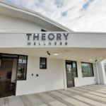 Exterior Sign at Theory's Chicopee Dispensary - Credit: Wayne Goldstein