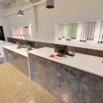 Check-In at Theory's Chicopee Dispensary - Credit: Wayne Goldstein