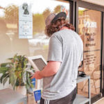Digital Ordering at Colonial Cannabis Company's Northampton Dispensary - Credit: Jerry Roberts / The Hampshire Daily Gazette