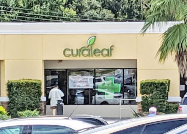 Exterior of Curaleaf's Lakeland Dispensary - Credit: Jeff Brooks (Google User)