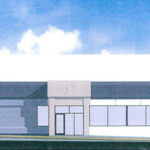 Artist Rendering of the Front of Curaleaf's Mount Laurel Dispensary - Credit: Curaleaf
