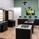 Sales Floor at Harmony's Secaucus Dispensary - Credit: Harmony Dispensary