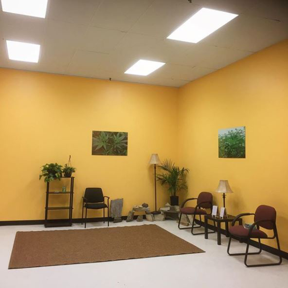 Reception Area at PhytoCare Vermont's Bennington Dispensary - Credit: PhytoCare Vermont