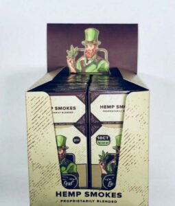 Lucky Leaf Carton - Credit: Lucky Leaf