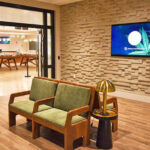 Reception Area at Health Circle's Rockland Dispensary - Credit: Health Circle