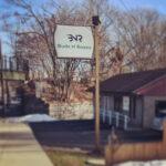 Exterior Sign at Buds N Roses' Blackstone dispensary - Credit: Buds N Roses